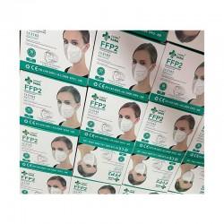 White FFP2 Mask