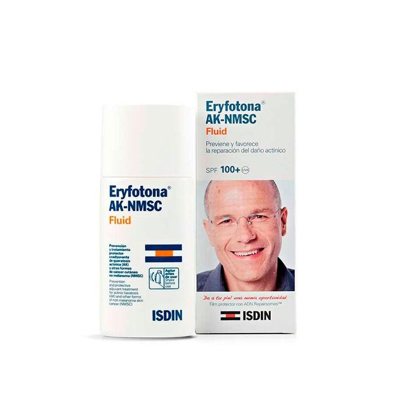 ISDIN Eryfotona AK-NMSC Fluid SPF100+