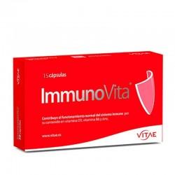 ImmunoVita® 15 cápsulas